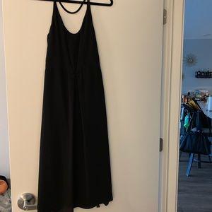 H&M Strappy Low Back Dress